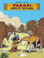 Yakari Vol. 14: Lords of the Plains, Derib, Job | Paperback Book | 9781849183185