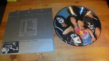 Kiss – The Chris Tetley Interviews 198 UK Lp vinile 12'' vinyl