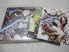 7-14 Days to USA. W/Leaflet PS3 No More Heroes Red Zone Edition Japanese Version