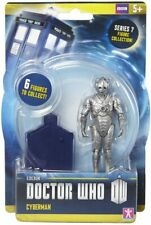 """New listing Doctor Who Cyberman 3 3/4"""" Action Figure 3.75"""" Bbc series 7"""