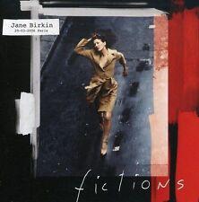 CD COLLECTOR 12T DANS PLAN MEDIA JANE BIRKIN FICTIONS 2006 RARE