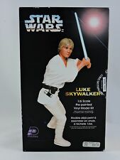 Luke Skywalker 1/6 Scale Pre-painted Vinyl Model Kit STAR WARS Polydata 1995 NEW