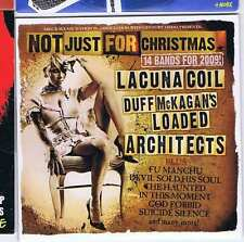 LACUNA COIL / DUFF McKAGAN +  Not just for Chritmas Rock Sound CD 2008