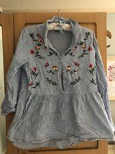 Topshop Maternity Top Shirt Size 16