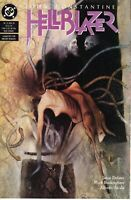 JOHN CONSTANTINE HELLBLAZER #21 AUG 1989