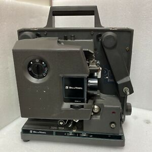 Bell & Howell 2585 Projector 16 mm Film  FILMOSOUND Vintage As Is