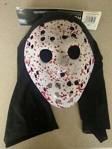 Halloween Jason Hockey Mask Costume