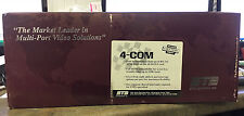 X0-0170-001 | STB SYSTEMS 4-COM HIGH SPD 4-PORT RS-232 ISA ADAPTER 16550 UART