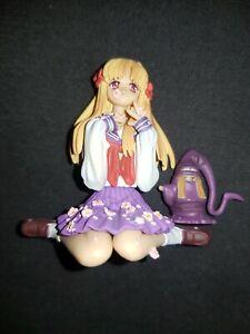 Anime Manga Figur / Sitzend / Gebraucht