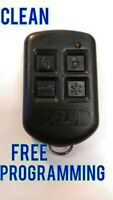 CLEAN DELTA KEYLESS ENTRY REMOTE CONTROL FOB TRANSMITTER J5523518T1