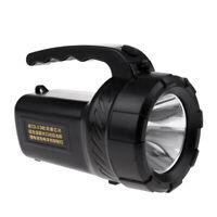 Lampe-torche portative rechargeable lumineuse de projecteur de lumière de