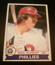 MIKE SCHMIDT 1979 O-PEE-CHEE  CARD  #323 PHILLIES  OPC  EXMT