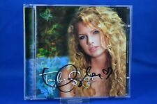 Taylor Swift S/T Debut  CD 2006 Big Machine Records SIGNED AUTOGRAPHED