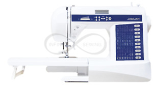 Jaguar HD-696 Electronic Professional Domestic Sewing Machine (Quilting Edition)