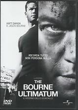 The Bourne Ultimatum. Il ritorno dello sciacallo (2007) DVD