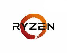 Ryzen Sticker Vinyl Decal 2-529