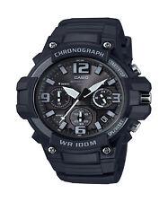 Casio Men's Quartz Chronograph Resin Band Sport 49mm Watch MCW100H-1A3V