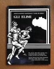 libro archeologia e storia di Sicilia gli Elimi di Sebastiano Tusa  1989