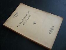 Roland Durand: La trichomonose du pigeon (colombophilie) dédicacé 1945 (BEG)