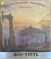 JUSTIN HAYWARD and JOHN LODGE - Blue Jays - Gatefold Vinyl LP Ex / Nm Con