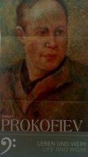 SERGEY PROKOFIEV - LIFE AND WORK (4 DISC SET)