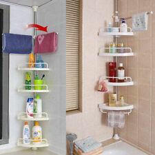 Shower Caddy Accessory Rack Holder Corner Shelf Organizer Storage Bath Bathroom