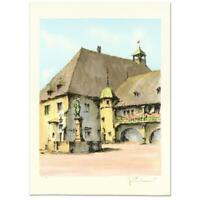 """Laurant """"Colinar"""" Signed Limited Edition Lithograph on Paper"""