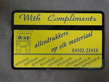 RCZ 195 MINT Ongebruikt Nederland - IEP  opl 1000