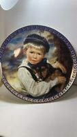 Puppy By Sandra Kuck The Premier Collection COA 1989 Reco