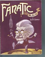 Fanatic Rag 1911 Large Format Sheet Music
