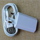 USB Wall AC Charger+Data Cable for iPod Touch Nano iPhone 2G 3G 3GS 4 4G 4S