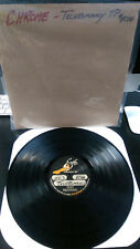 CHROME  Techromancy- TEST PRESSING LP   only 6 copies made Helios Creed