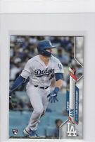 2020 TOPPS SERIES ONE RC GAVIN LUX LOS ANGELES DODGERS ROOKIE - B7679