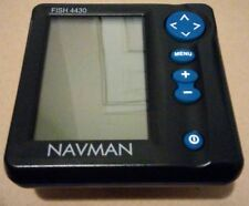 RARE - NAVMAN TRACKFISH FISH 4430 MARINE NAV, FISH FINDER PLOTTER (NEW ZEALAND)