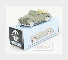 1:76 OFFICINA-942 Fiat 1100B Cabriolet 1948 Green Met ART1019A