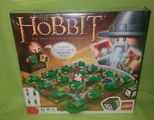 Lego 3920 The Hobbit An Unexpected Journey Buildable Board Game New