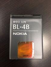NEW NOKIA BATTERY BL-4B FOR Nokia 2660 2605 2760 6111 7500 7373 2600 Mirage 75