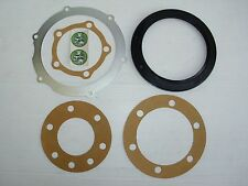 LAND ROVER DEFENDER SWIVEL HOUSING SEAL, RETAINER & GASKET SET - 9mm THICK SEAL
