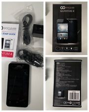 Goclever Quantum 4 Sim Free Smart Mobile Phone - Cracked Screen