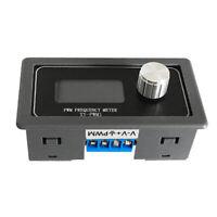 Dc 12V Led Digitales Pwm Pulsfrequenz Funktions Signal Generator Rechteck W I2T1