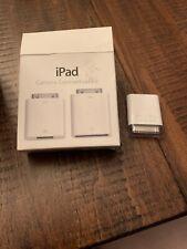 OEM apple ipad camera connection mc531zm/a