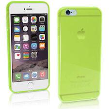 Custodie preformate/Copertine verde per iPhone 6