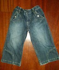 Pretty Oshkosh Osh Kosh Girls Blue Denim Jeans - Size 2