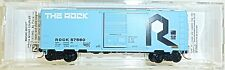 Rock Island 40 Estándar BOX CAR Micro Trains 073 00 020 N 1:160 emb.orig HF3 å