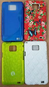 Samsung Galaxy S2 i9100 Gel Cases