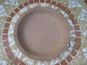 Mediterrane Untersetzer für Töpfe Terracotta cappuccino 22 27 34 41 48 cm D