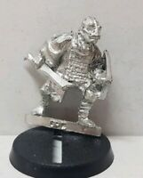 Orc Warrior Last Alliance Third Age metal model (e) LOTR Lord of the Rings OOP