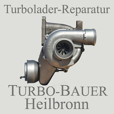 Turbolader Mercedes Sprinter 4-T Bus 904 411 CDI 2148 ccm, 80 KW, 109 PS