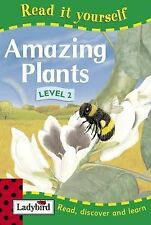 Ladybird Hardback Book Read It yourself - Amazing Plants