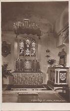 POSTCARD  MIDDLESEX  Cranford St John (Interior)